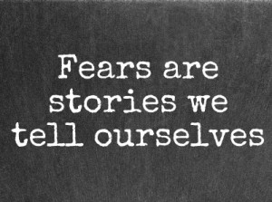 """The only thing we have to fear is fear itself."""" Franklin D ..."""