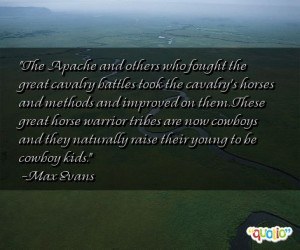 ... cavalry battles took the cavalry s horses and methods and improved