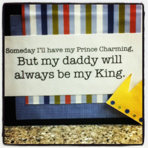 Cute fathers day quote