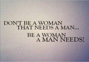 Inspirational Quotes: Being A Strong Single Woman Quote About Love ...