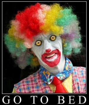 Scary Clowns Scary Clown