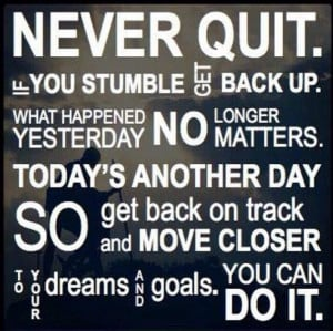 10 Fitness Friday Motivational Quotes
