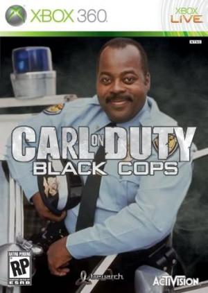 Carl on Duty – Black Cops