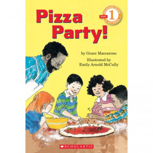 Pizza Party by Grace Maccarone