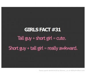 Tall Girl Short Guy Awkward
