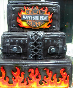 Technorati : Cake Food Harley-Davidson Motorbikes Motorcycles