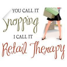 Retail Therapy #Quotes - google search More