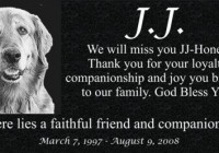 Pet Memorial Quotes 1