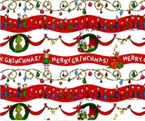 How the Grinch Stole Christmas by Dr. Seuss Enterprises : Cotton ...