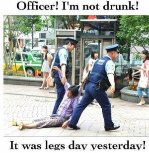 Day after leg day #fitness #funny