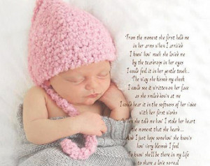 New Grandma Gift Personalized 8x10 /11x14 Poetry Print ...