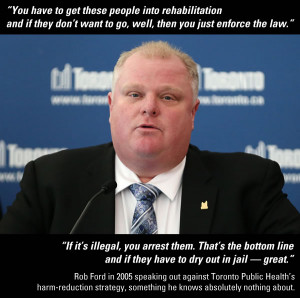 2005 Rob Ford would've let 2013 Rob Ford dry out in jail / Why the ...
