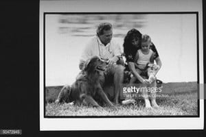 Actor Lee Majors Family