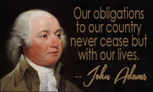 JOHN ADAMS QUOTES II