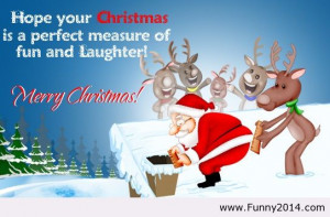 Merry Christmas quote image | Funny2014