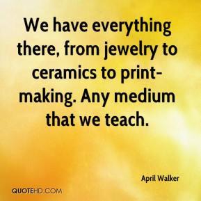 Ceramics Quotes