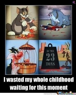 Childhood Ruined - True Story