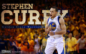 Stephen Curry Golden State Warriors by rOnAn-Ncy
