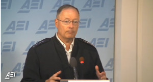 Enterprise Institute (AEI) on Monday, General Keith B. Alexander ...