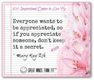 Mary Kay Ash Quote #029