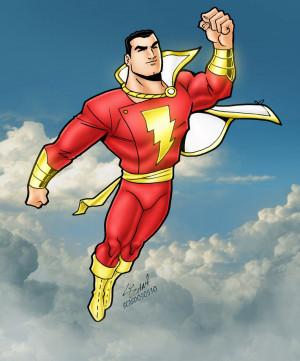 Superman Captain Marvel