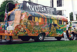 Hippies Hippie bus