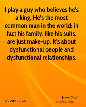 ... -up. It's about dysfunctional people and dysfunctional relationships