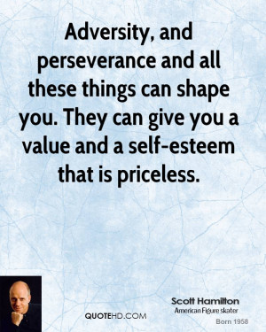 Adversity And Perseverance