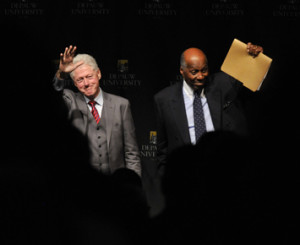 Bill Clinton Vernon Jordan