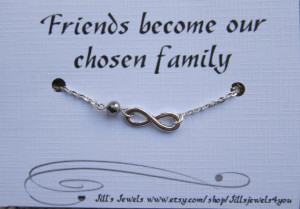 Infinity Quotes About Friendship And friendship quote card-