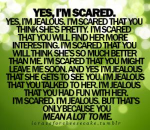 Scared Quotes Tumblr