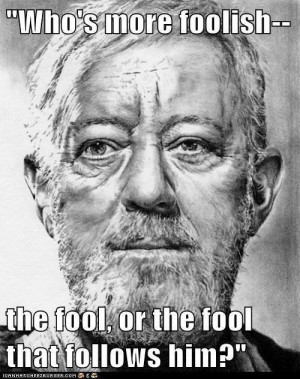 Obi Wan quote wsoaccelerator vision