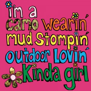 Viewing Gallery For - Redneck Girl Quotes