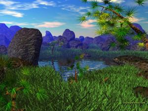 Serenity Landscape Serenity.