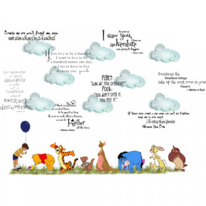 Winnie The Pooh Quotes xx - Polyvore