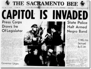 by the philosophy of the Black Panther Party. In 1967, 30 young black ...