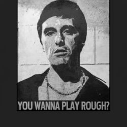 Tony Montana Quotes Say Hello To My Little Friend On Tumblr Picture