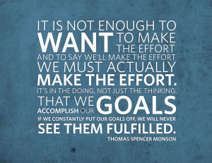 in an effort_Quotes About Making An Effort. QuotesGram
