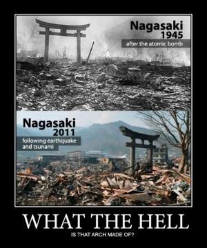 Nagasaki Then and Now