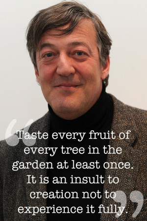 Stephen Fry Quote 11