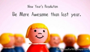 New year has already arrived !! Have you thought about what you can do ...