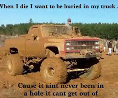 Jacked Up Truck Quotes