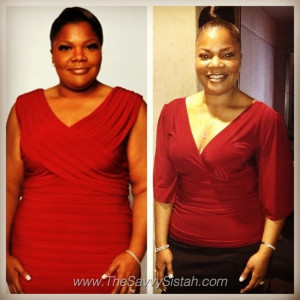 Mo'Nique Looks Fit & Fabulous After Losing over 80 Pounds