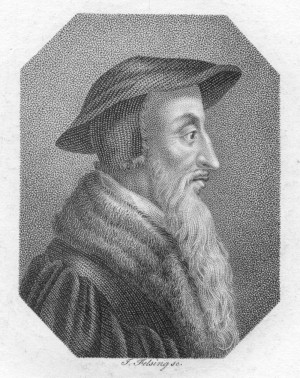 Pictures of John Calvin
