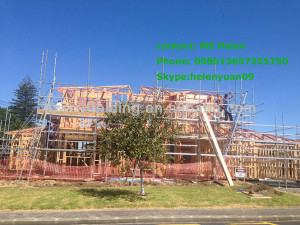 Oil and Gas Refineries Layher Modular Scaffolding System