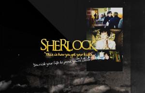 Sherlock Holmes Quotes HD Wallpaper 8