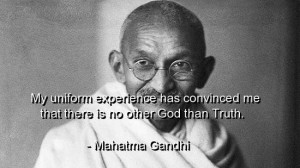 Gandhian Learnings Which We Should Follow