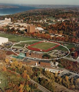 New York Ithaca Cornell University