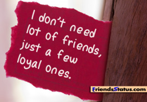 loyal friends quotes image Quotes About Friendship And Loyalty