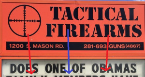 The owner and CEO of Tactical Firearms, Jeremy Alcede, says he is just ...